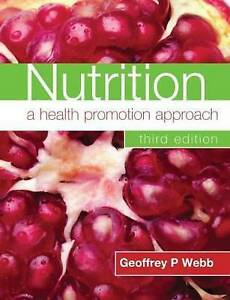Nutrition-A-Health-Promotion-Approach-Third-Edition-Hodder-Arnold-ExLibrary