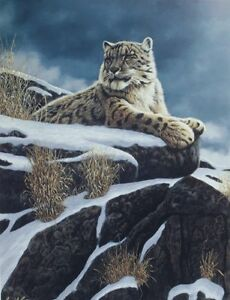 """Limited Edition Print - Cyril Cox - """"Survey His Domain"""""""