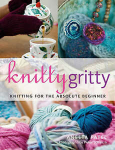 Knitty-Gritty-Knitting-For-The-Absolute-Beginner-ExLibrary