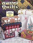 Vintage Quilt Books