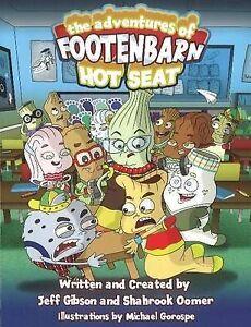 Adventures of Footenbarn, Shahrook Oomer