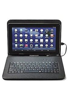 !! Tablette Android 9'' + Etui + Clavier  ……..129 $ !!