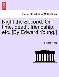 Night Second on Time Death Friendship Etc [By Edward You by Young Edward