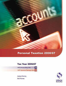 GoodPersonal Taxation 20062007 AATNVQ Accounting PaperbackPenning Aub - Ammanford, United Kingdom - Contact me in the first instance if dissatisfied with your purchase. Most purchases from business sellers are protected by the Consumer Contract Regulations 2013 which give you the right to cancel the purchase within 14 days af - Ammanford, United Kingdom