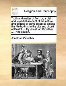 Truth-Matter-Fact-Or-Plain-Impartial-Account-th-by-Crowther-Jonathan-Paperback