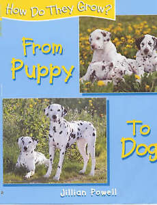 How Do They Grow: Puppy To Dog