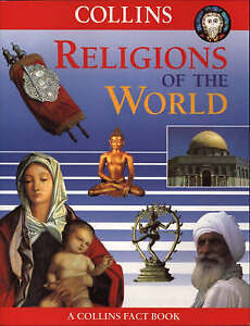 USED (GD) Religions of the World (Collins Fact Books) by Elizabeth Breuilly