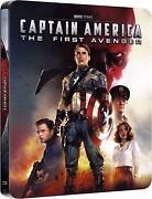 Captain America Blu Ray