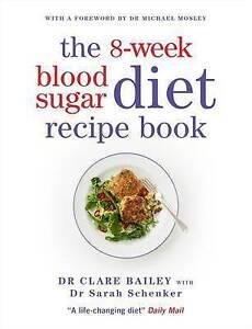 >Digital Book< The 8-Week Blood Sugar Diet Recipe Book by Clare Bailey