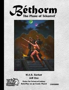 NEW Bethorm: the Plane of Tekumel Rpg by Jeff Dee