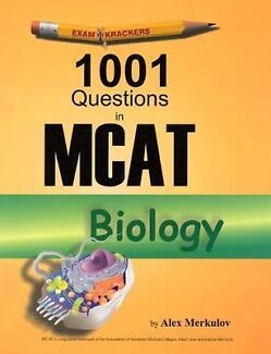 Gamsat test - 1001 Questions in MCAT Biology - 100% new Lutwyche Brisbane North East Preview