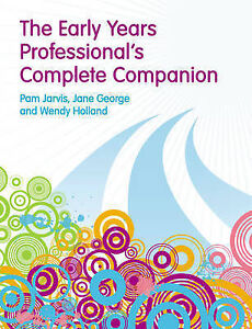 Early Years Professional's Complete Companion, Jarvis, Pam, Good Book