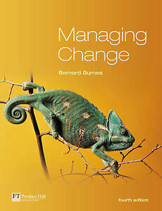 Managing Change (4th Edition)-ExLibrary