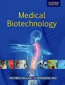 MEDICAL BIOTECHNOLOGY., Nallari, Pratibha & V. Venugopal Rao., Used; Very Good B