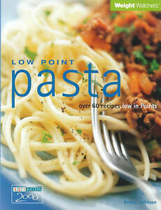 """AS NEW"" Johnson, Becky, Weight Watchers Low Point Pasta, Book"