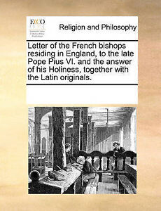 Letter-French-Bishops-Residing-in-England-Late-Pop-by-Multiple-Contributors