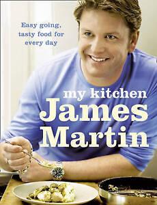 Very Good, My Kitchen, Martin, James, Book