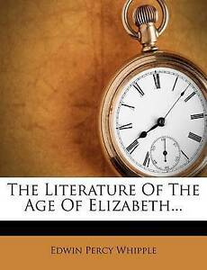 The-Literature-of-the-Age-of-Elizabeth-Paperback