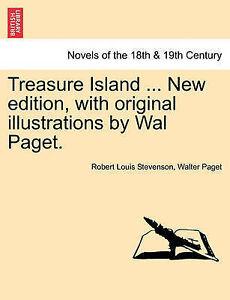 Treasure Island  New Edition Original Illustrations by W by Stevenson Robert Lou