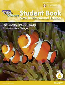 Heinemann Explore Science: Book 6: Student's Book by John Stringer, Deborah...