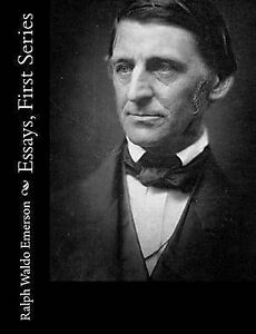 Essays-First-Series-by-Emerson-Ralph-Waldo-Paperback