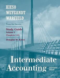 Intermediate Accounting Study Guide Volume 2 Pdf - Online ...