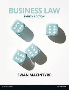 Business Law by Ewan MacIntyre (Paperback, 2016)