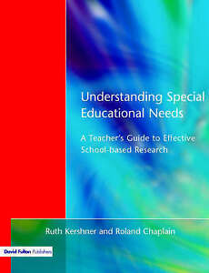Understanding Special Educational Needs: A Teacher's Guide to-ExLibrary