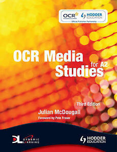 OCR Media Studies for A2-ExLibrary