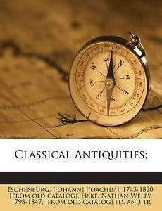 Classical-Antiquities-Paperback