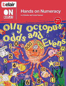 Hands on Numeracy Ages 5 - 7, Linda Duncan
