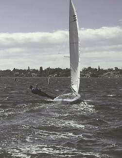 International Contender Class Dinghy