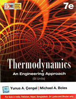 Thermodynamics: An Engineering Approach 7E SI