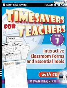 Timesavers-for-Teachers-Ser-Timesavers-for-Teachers-Book-1-Interactive