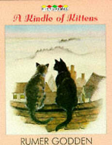 Godden, Rumer, A Kindle of Kittens (Picturemacs), Very Good Book