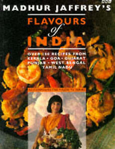 Flavours of India, Jaffrey, Madhur, Very Good Book