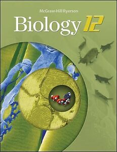 McGraw-Hill Ryerson Biology 12