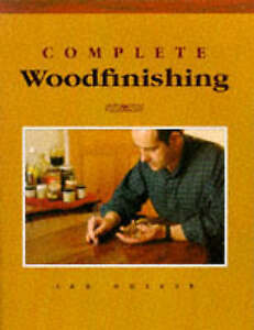 Complete Woodfinishing, Hosker, Ian, New Book
