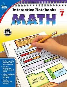 Interactive-Notebooks-Math-Grade-7-by-Kathryn-Kee-Daughtrey-2016-Paperback