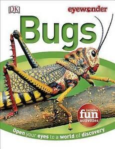 NEW Eye Wonder: Bugs by DK