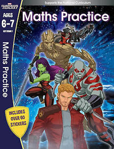 Guardians-of-the-Galaxy-Maths-Practice-Ages-6-7-Ages-6-7-by-Scholastic