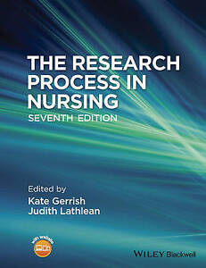The-Research-Process-in-Nursing-Kate-Gerrish-Au-NEW-Paperback-03-04-2015