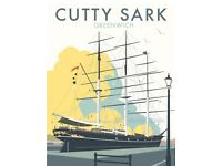 Greenwich Cutty Sark Bible Studies
