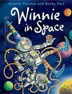 Winnie in Space. Valerie Thomas and Korky Paul by Thomas, Valrie