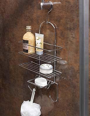 shower caddies bath appliances ebay. Black Bedroom Furniture Sets. Home Design Ideas