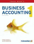 Frank Wood Business Accounting