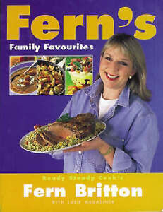 Fern's Family Favourites, Magasiner, Susie, Britton, Fern   Paperback Book   Acc