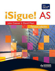 Sigue! Student's Book: Tercera Edition (Spanish Edition)-ExLibrary