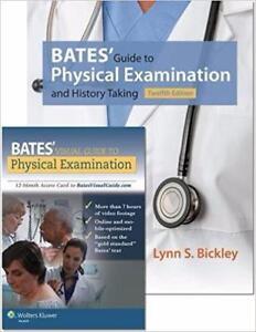 Bates Guide 12e and Bates Visual Guide