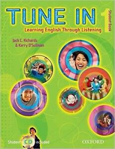 Tune In Level 1 Student Book with CD